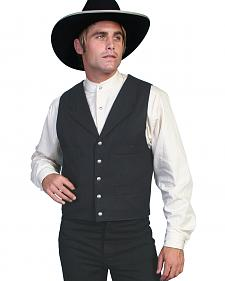 Wahmaker by Scully Bankers Wool Vest