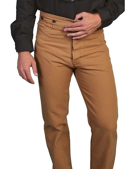 Wahmaker by Scully Canvas Pants - Tall
