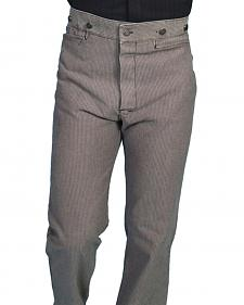 Wahmaker by Scully Raised Dobby Stripe Pants - Tall