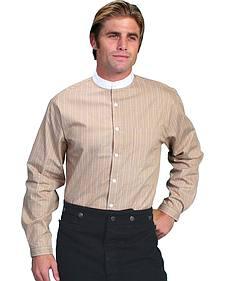 Rangewear by Scully Pinstripe Shirt - Big & Tall