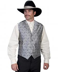 Rangewear by Scully Paisley Print Vest - Big & Tall