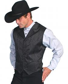 Rangewear by Scully Eaton Stripe Vest - Big & Tall