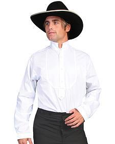 Rangewear by Scully High Collar Bib Front Shirt - Big & Tall