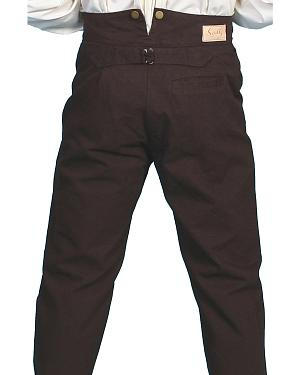Rangewear by Scully Canvas Pants