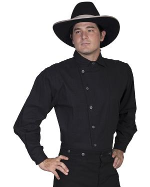 Rangewear by Scully Osnaburg Button Front Shirt