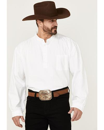 Rangewear by Scully Solid Frontier Shirt $49.99 AT vintagedancer.com