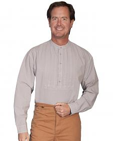 Rangewear by Scully Classic Pleated Bib Inset Frontier Shirt