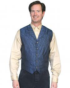 Rangewear by Scully Paisley Vest - Big and Tall