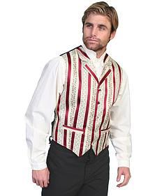 Rangewear by Scully Wallpaper Striped Vest