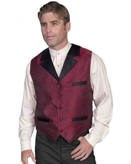 Rangewear by Scully Paisley Vest