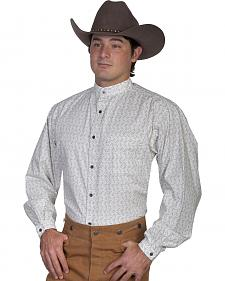 Rangewear by Scully Paisley Print Shirt - Big and Tall