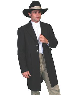 WahMaker Old West by Scully Dragon Lining Frock Coat