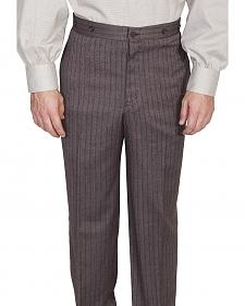 Wahmaker Old West by Scully Wool Stripe Pants
