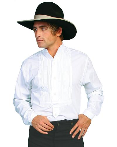 Wahmaker Old West by Scully Gambler Shirt - Big and Tall $85.99 AT vintagedancer.com