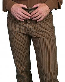 Scully Rail Striped Pants - Big and Tall