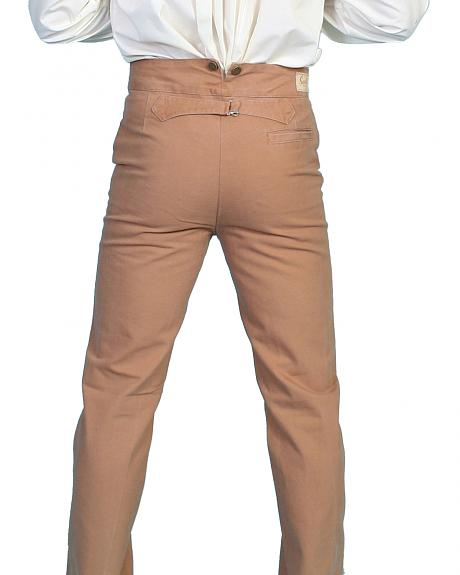 Scully Rangewear Men's Canvas Pants - Big and Tall