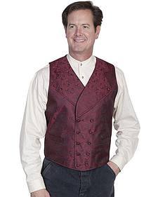 Rangewear by Scully Wide Notched Lapel Vest