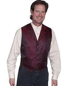 Rangewear by Scully Vine Print Vest