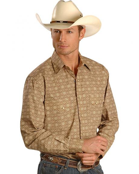 Exclusive Gibson Trading Co. Snap Shirt