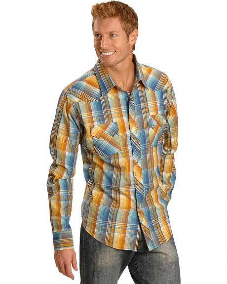 Wrangler Fashion Snap Western Shirt
