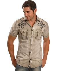 Roar Torch Khaki Shirt at Sheplers