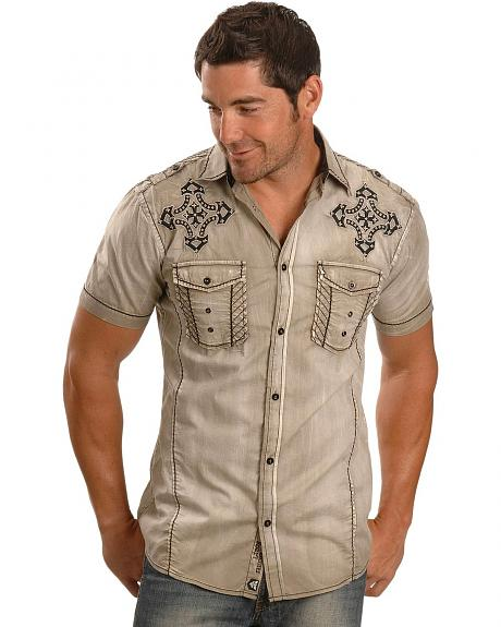 Roar Torch Khaki Shirt