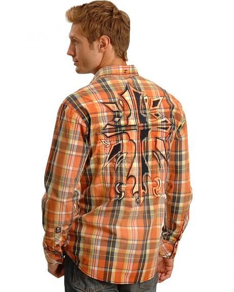 Roar Encode Plaid Shirt