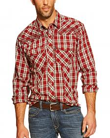 Ariat Men's Pendleton Culver Long Sleeve Woven Snap Shirt