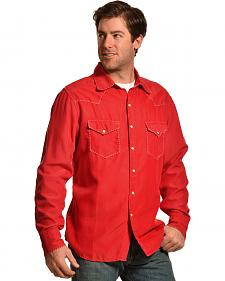 Ryan Michael Men's Whip-Stitch 102 Classic Shirt