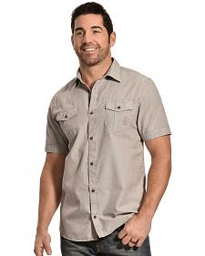 Buffalo David Bitton Men's Saqam Shirt