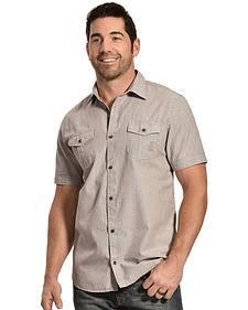 Buffalo David Bitton Men's Saqam Shirt