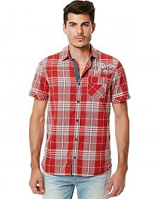 Buffalo David Bitton Men's Siyelp Shirt