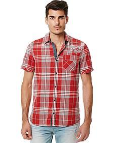 Buffalo David Bitton Men's Siyelp Shirt