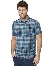 Buffalo Men's Sihab Plaid Shirt