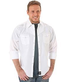 Wrangler Rock 47 Men's White Shirt
