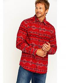 Ryan Michael Men's Beacon Blanket Western Shirt
