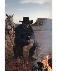 Wrangler Denim Jean Jacket at Sheplers