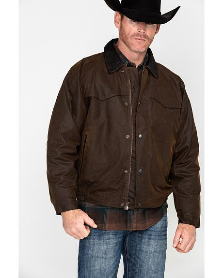 Outback Trading Co. Oilskin Jacket