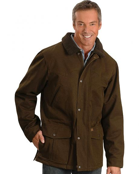 Outback Trading Co. Foreman Weatherproof Canvas Jacket