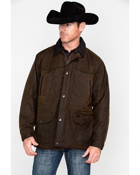 Outback Trading Co. Oilskin Rancher Jacket