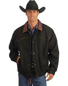 Schaefer Bighorn Wool Blend Bomber Jacket