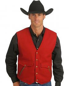 Schaefer Stockman Wool Blend Vest