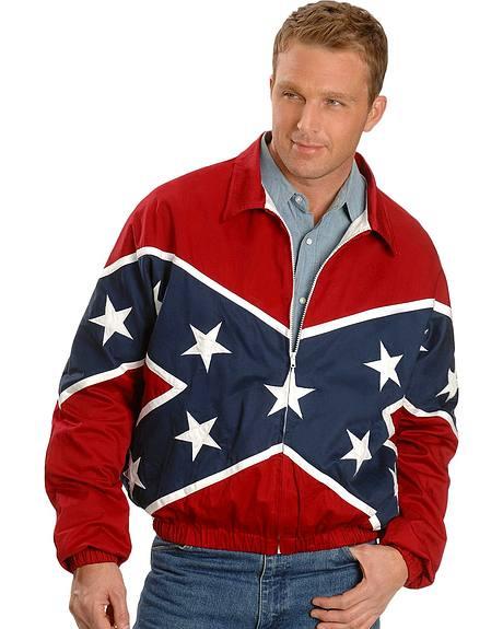 Confederate Flag Jacket