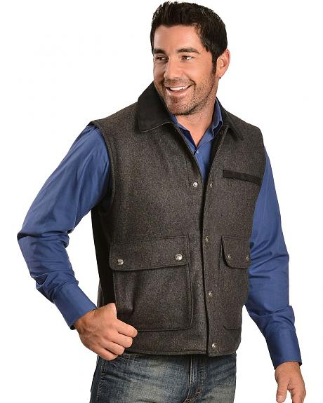 Cripple Creek Wool Vest