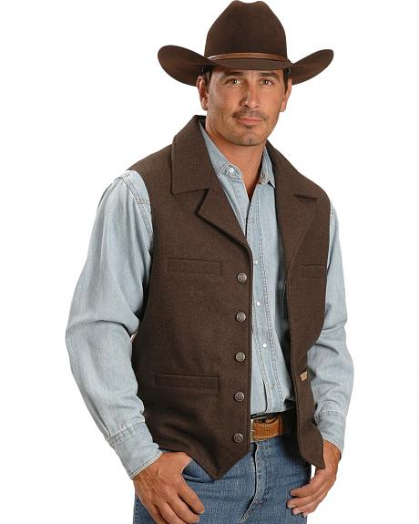 Powder River Outfitters Montana Wool-blend Vest