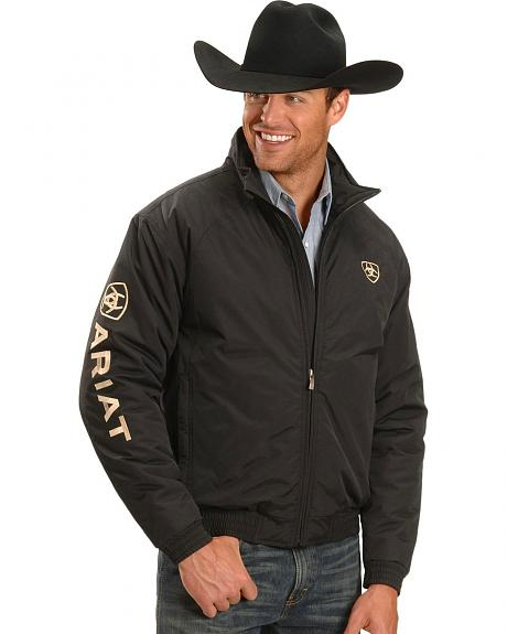 Ariat Team Logo Jacket