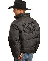 Cinch ®  Polyfill Logo Jacket at Sheplers