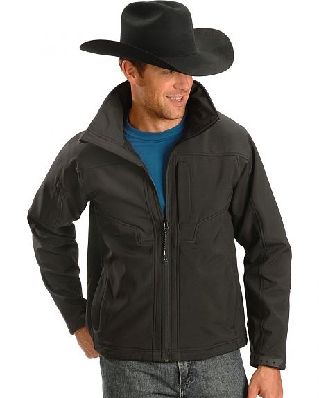 Powder River Outfitters Yoke Design Jacket