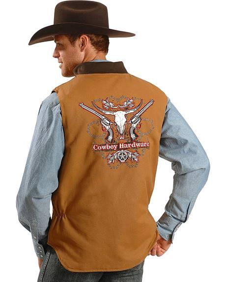 Cowboy Hardware Pistol Packing Vest