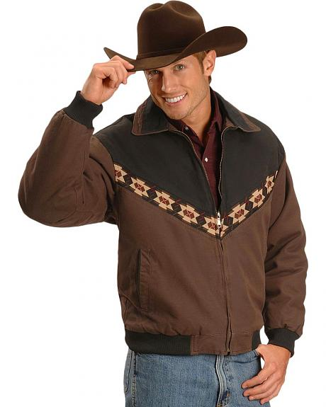 Ely Canvas Rodeo Jacket